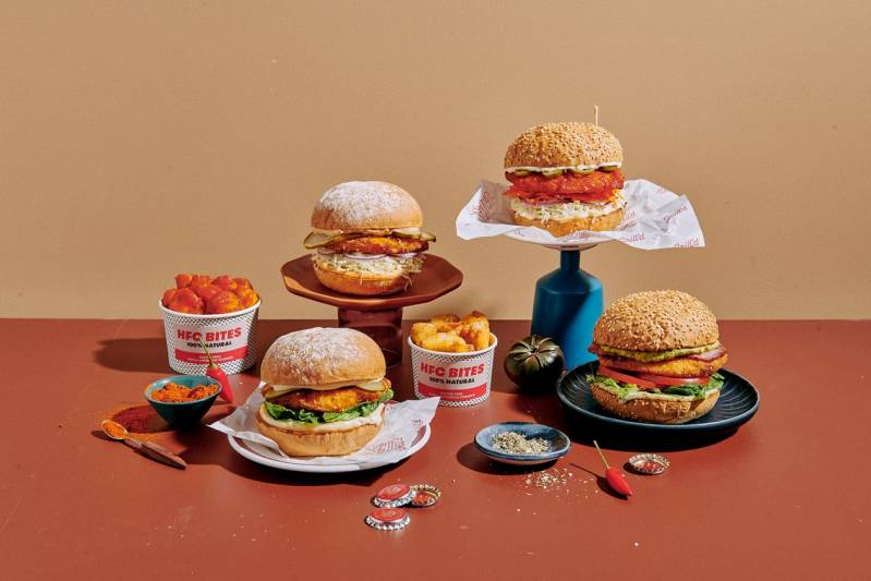 Grill'd Introduces Healthy Fried Chicken Burger And Publicy Releases 'No Secrets' Recipe
