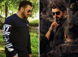 Salman Khan to star in Vijay's Master Hindi remake? The actor to announce two movies in July