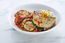 Healthy Chicken Burger Recipe