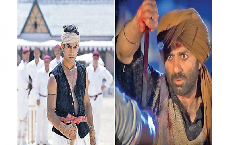 'Lagaan' and 'Gadar: Ek Prem Katha' complete 20 years today. What, according to you, makes these movies true blue Bollywood blockbusters?