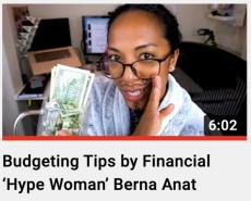 Summer Series: Budgeting Tips by Berna Anat