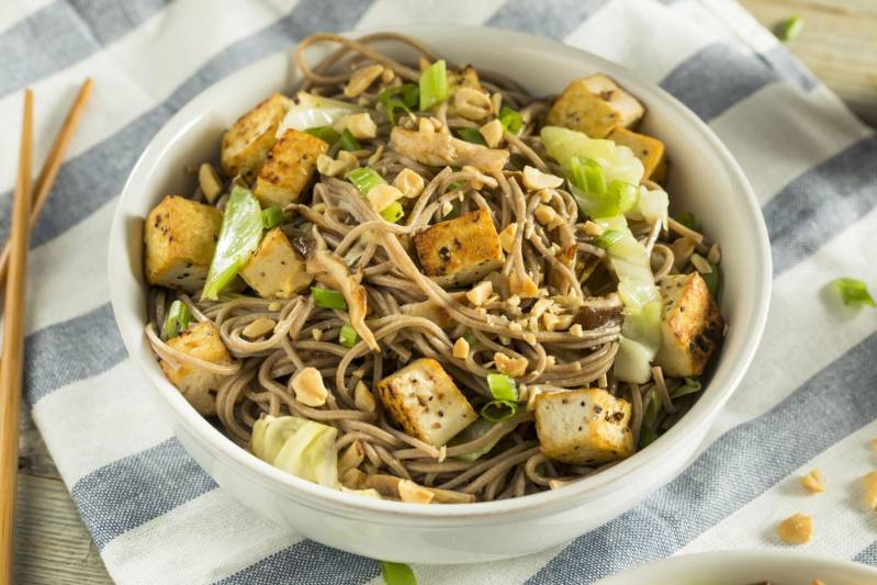 Recipe of the Day: Sesame Noodles With Spicy Peanut Sauce