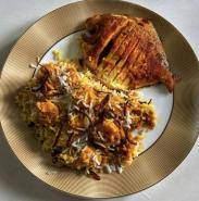 Are you a Non-Vegetarian? Try This Lip-Smacking Malabar Fish Biryani