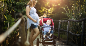 5 Tips for Surviving Pregnancy With a Toddler at Home