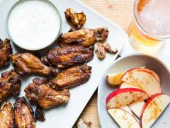Crispy Adobo Chicken Wings Recipe