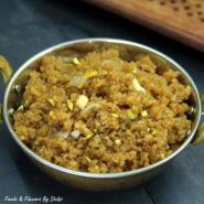Meetha Dalia Recipe   Sweet Lapsi Recipe   Cracked Wheat Dessert Recipe Foods And Flavors