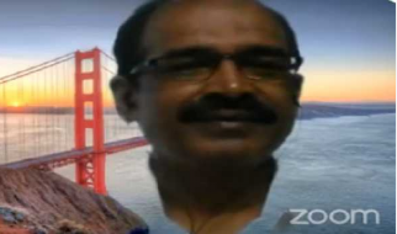 """""""Indian economy could sustain itself only due to massive public sector institutions"""" : Dr. Yugal Rayalu"""