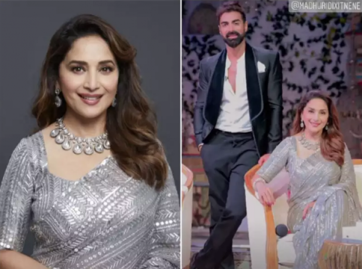 Bollywood diva Madhuri Dixit Nene returns to Dance Deewane 3 after missing from the show for two weeks