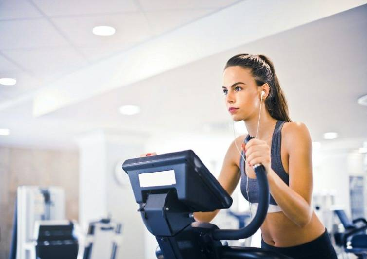 Home Workout: Fitness Exercise Tips for Men & Women