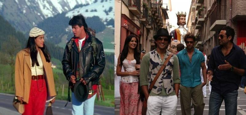 10 Tourist Destinations That Were Made Famous By Bollywood Movies