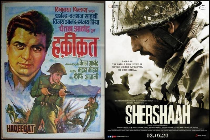 Bitter 'Haqeeqat', Bollywood Is No 'Shershaah' Of War Movies With Masala And Melodrama