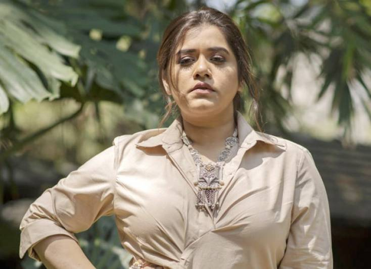 Shikha Talsania marks her debut in Marathi entertainment with SonyLIV's Shantit Kranti