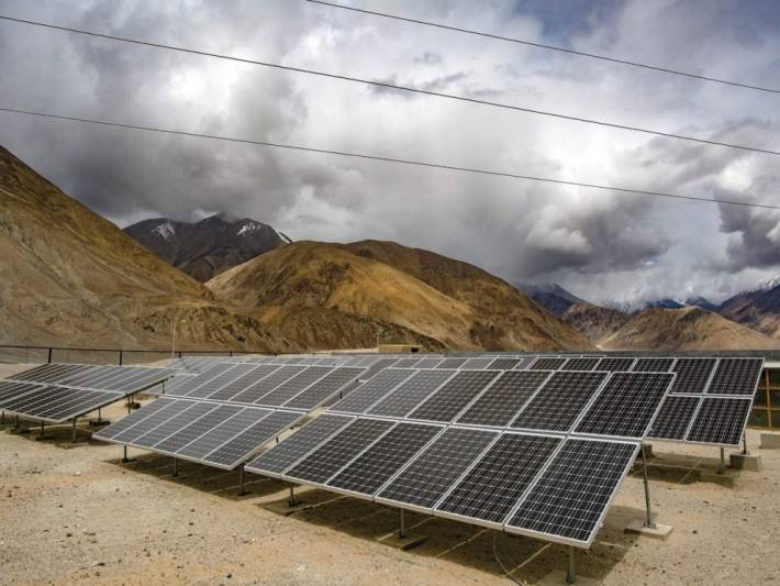 How India is headed on the path of harnessing renewable energy to boost its green economy