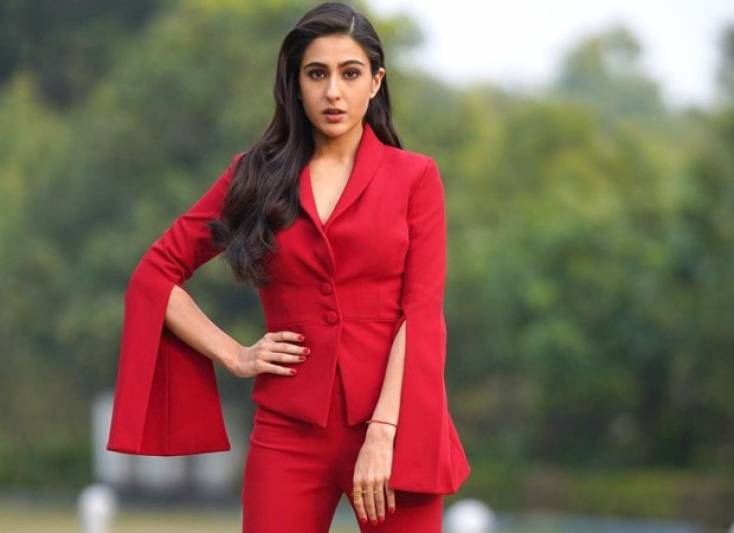 Sara Ali Khan to be seen in action with Veerangana Force in Assam in new season of Mission Frontline on Discovery