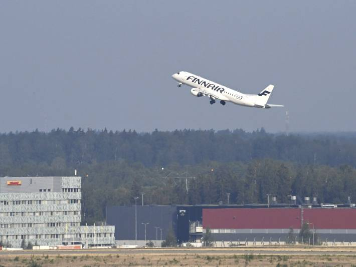 Air travel recovering well in Europe slower in Finland