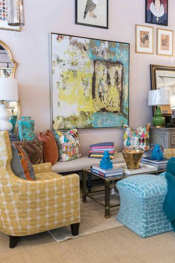 Shopping for Interior Style at ABODE Home Design in Charlotte