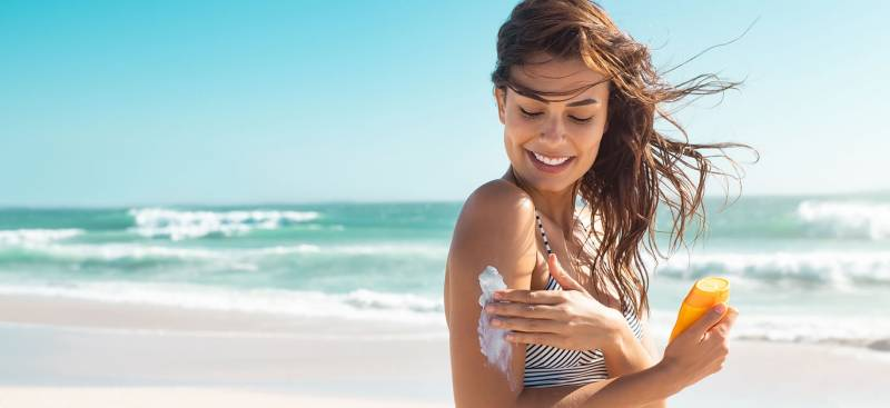 5 tips for taking care of your skin this summer
