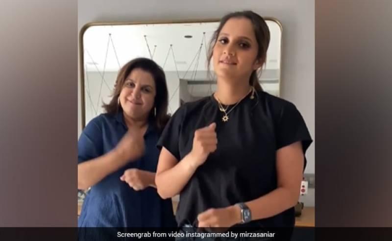 Sania Mirza Farah Khan Answer Questions About Their Friendship