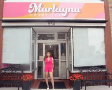 Lorain: Online business Marlayna Cosmetics moves to Broadway