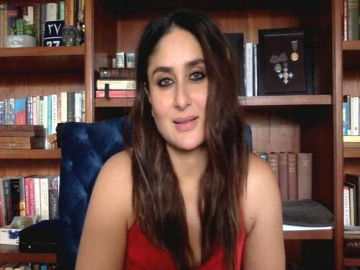 Watch Kareena Kapoor Talks About Her Diet Fitness Regime And Swasth Mantra With NDTV