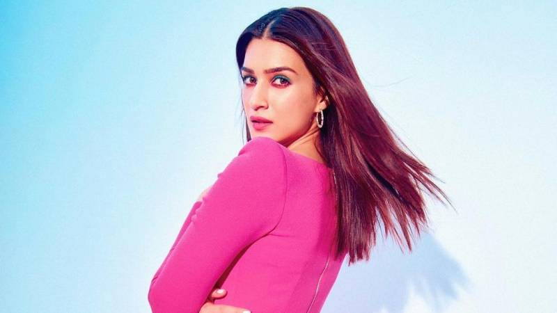 Kriti Sanon at e Mind Rocks 2021 You need to be aggressive to make it in Bollywood
