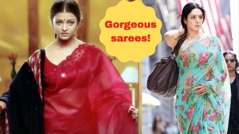 4 Bollywood movies that are a perfect inspiration for saree loving girls!