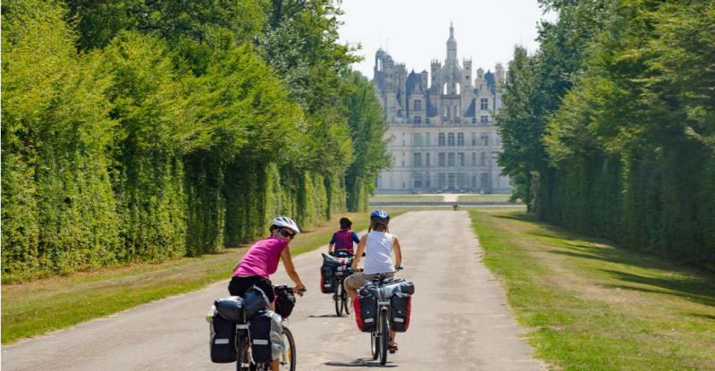 Cycling holidays across Europe