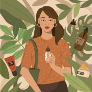Eco-friendly tips and tricks for sustainable beauty