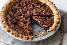 Chocolate Chip Pecan Pie combines two decadent desserts: Try the recipe The Panolian