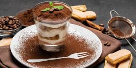 No-Bake Eggless Tiramisu Dessert Recipe
