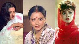 Rekha Best Movies Rekha Birthday Rekha Redefined Bollywood Heroines With Her Stellar Acts